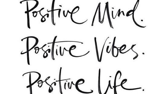how to change your mood from negative to positive
